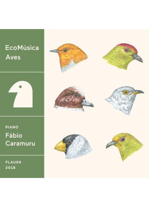 EcoMúsica | Aves (CD)